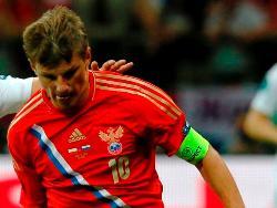 Pemain Rusia, Andrei Arshavin