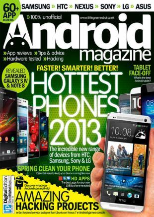 Android Magazine Issue 23 2013 (UK)