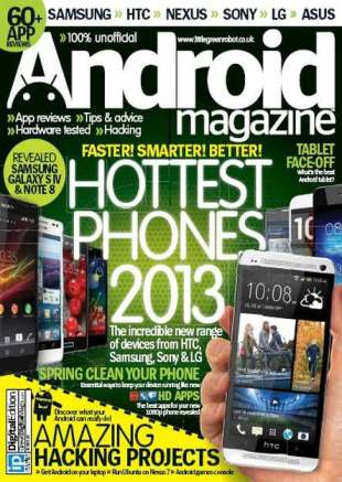 Android Magazine UK - Issue 23, 2013 (True PDF)