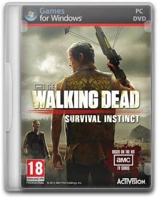 The Walking Dead: Survival Instinct (PC/MULTi6/2013/RePack By R.G. Revenants)