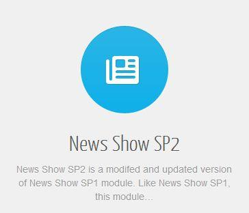 News Show SP2 v2.1.1 for Joomla 2.5 & 3.0