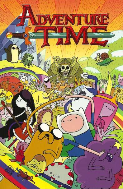 Adventure Time with Finn & Jake Seasons 1-4 720p - MixeD
