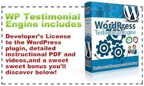 WP Testimonial Engine