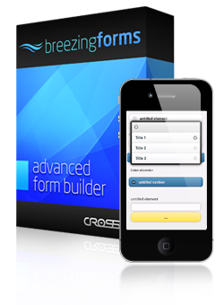 BreezingForms v1.8.2 For Joomla 1.5 to 3.0